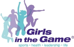 Girls in the Game Logo for CRT11